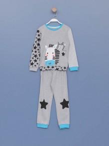 Dečija muška pidžama 3276