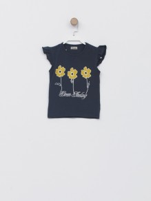 Dečija ženska majica 8339