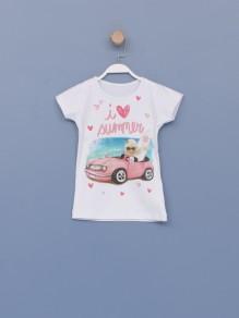 Dečija ženska majica 702