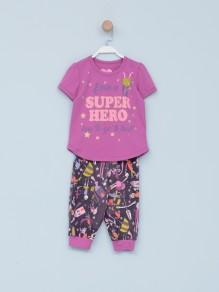 Pidžama za devojčice 70457
