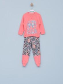 Dečija ženska pidžama 70454