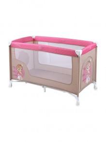 Krevet BEIGE&ROSE PRINCESS