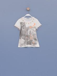 Majica za devojčice 8-041