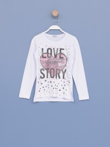 Bodi majica za devojčice...