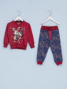 Pidžama za devojčice 70460...