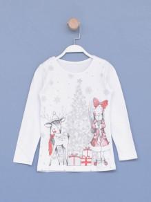 Majica za devojčice 587 -...