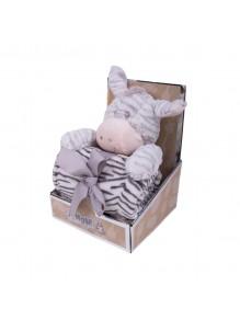 Ćebe i igračka zebra - NOVO -