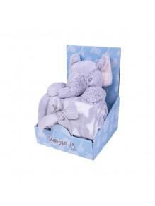 Ćebe i igračka slon - NOVO -