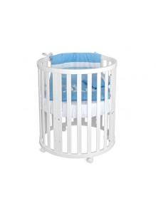 Krevetac za bebe okrugli...