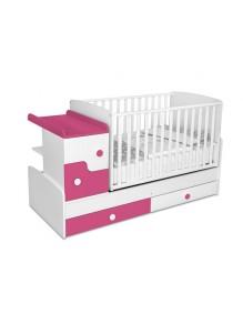 Krevetac za bebe 3u1 - Beddy
