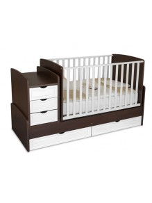Krevetac za bebe Bela