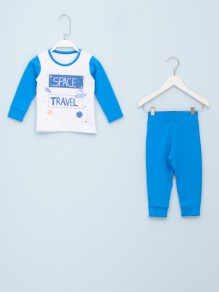 Pidžama za bebe dečake 0350...