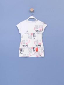 Majica za devojčice SMILE -...