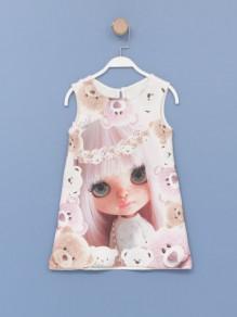 Haljina za devojčice 829 -...