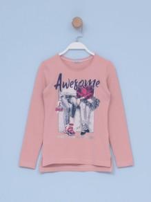 Majica za devojčice 8-043 -...