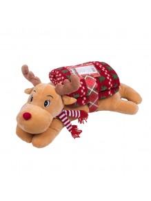 Novogodišnji jastuk igračka...