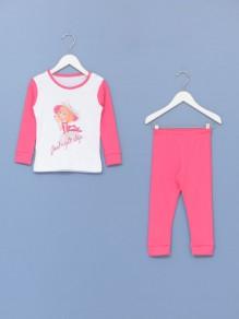 Pidžama za devojčice 0050