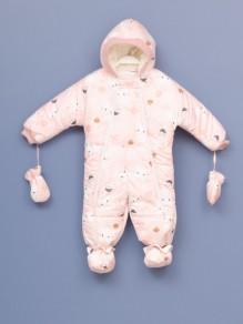 Skafander za bebe devojčice