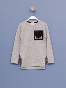 Džemper za devojčice 9-996