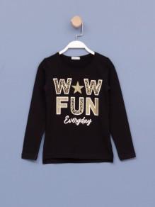 Majica za devojčice 8-043
