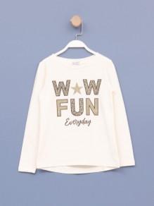 Majica za devojčice 8-142