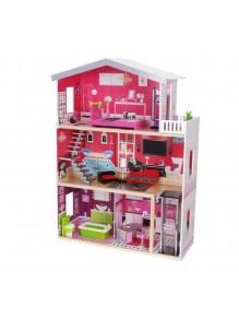 Drvena kuća za lutke...