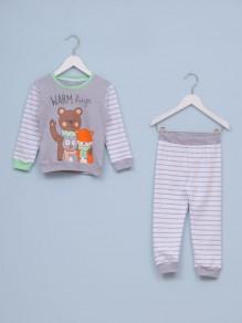 Pidžama za dečake JZ19-1PDŽ39