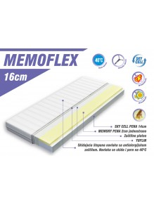 Dusek za krevetac MEMOFLEX
