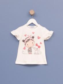 Majica za devojčice 8-153