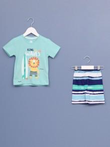 Pidžama za dečake PL21-1PDŽ60