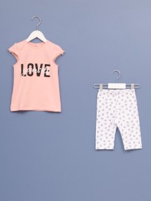 Komplet za bebe devojčice...