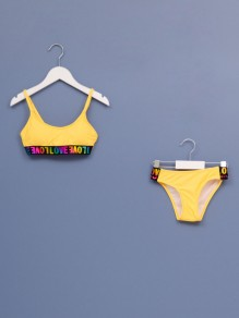Dvodelni kupaći kostim za...