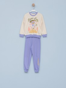 Pidžama za devojčice 70451