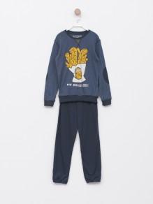 Dečija muška pidžama 70320